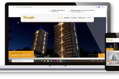 Hocaoğlu Group Web Sitesi